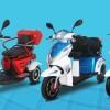 Kral Üç Tekerlekli Scooter KR-12